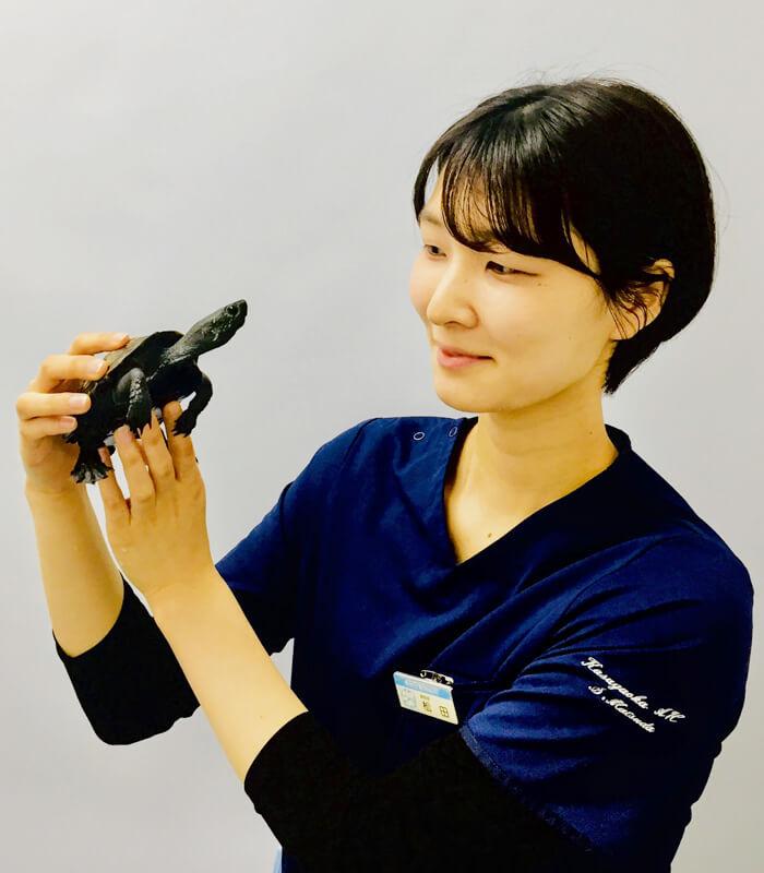 松田獣医師