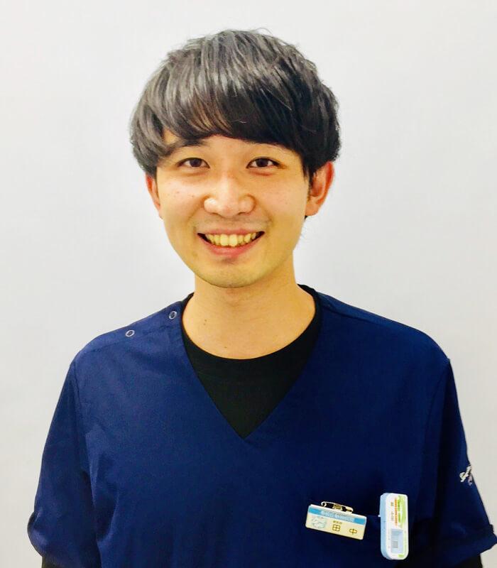 田中獣医師