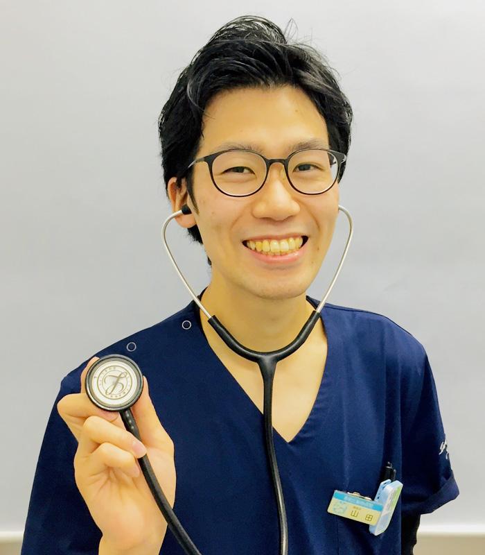 山田獣医師