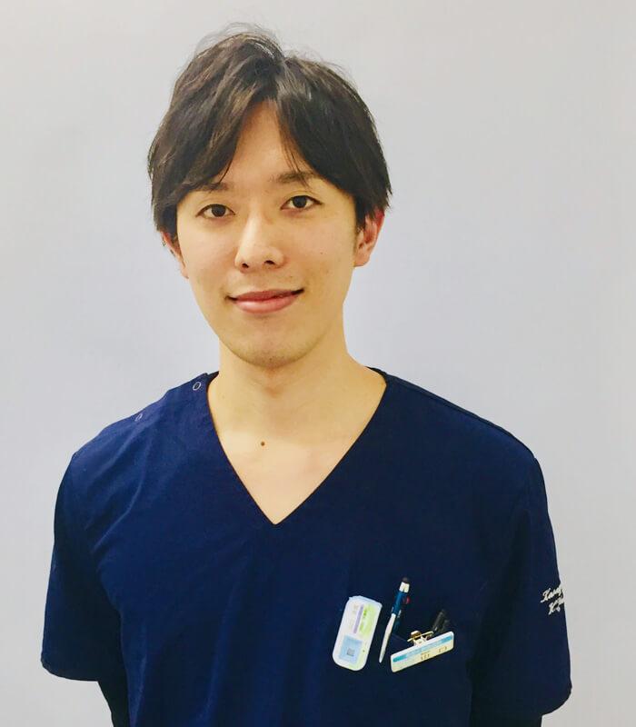 山口獣医師
